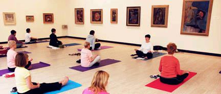 Summer Camp YOGA WEEK